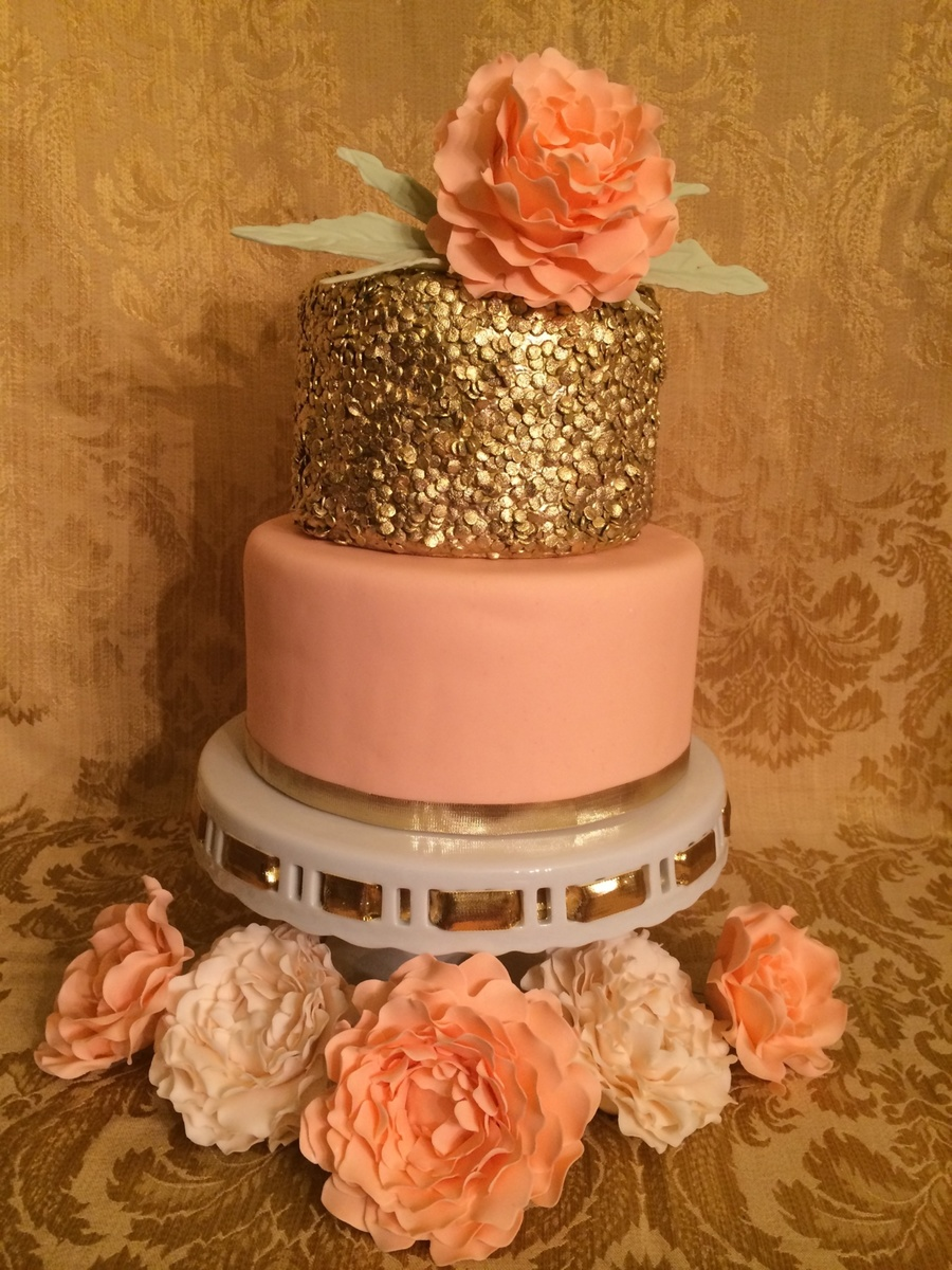 The Gold And The Beautiful Cakecentral Com