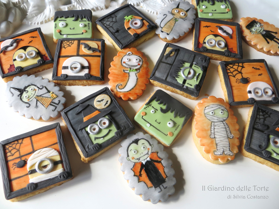 My Cookies For Halloween on Cake Central