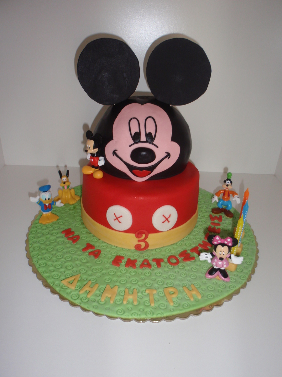 عکس کیک تولد چندشی