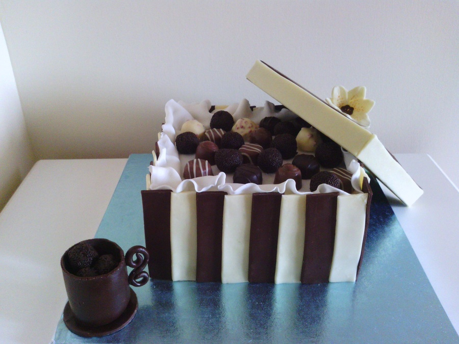chocolate box cake chocolate box cake cakecentral 2813