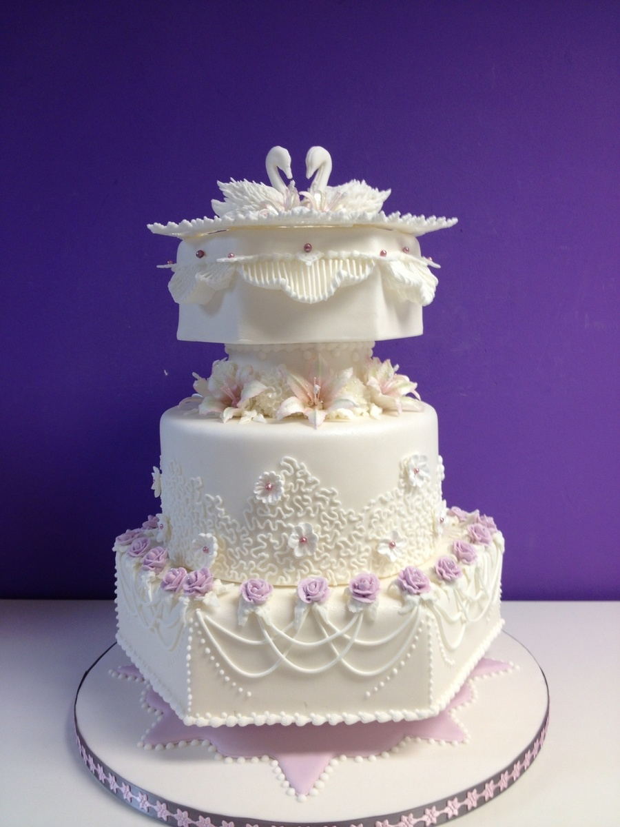 wedding cakes made with royal icing weddingcake royal icing cakecentral 24966