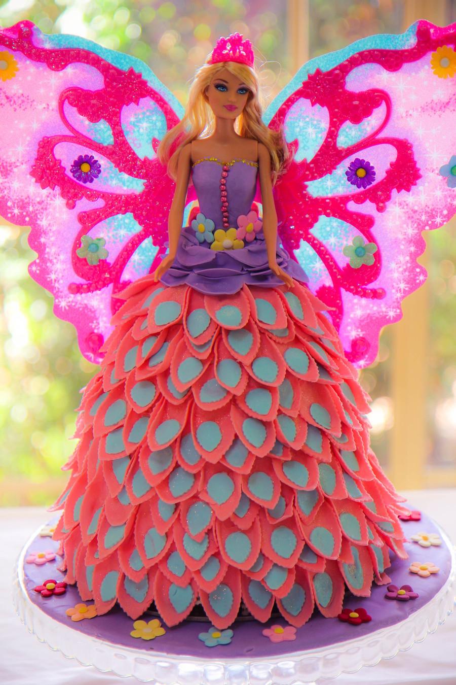 Barbie Cake Cakecentral Com