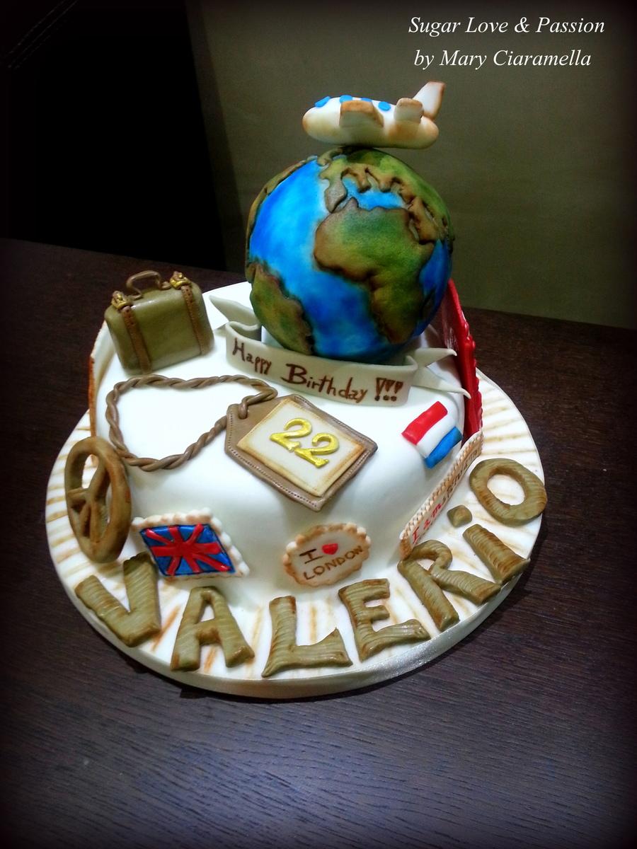 Travel Cake Cakecentral Com
