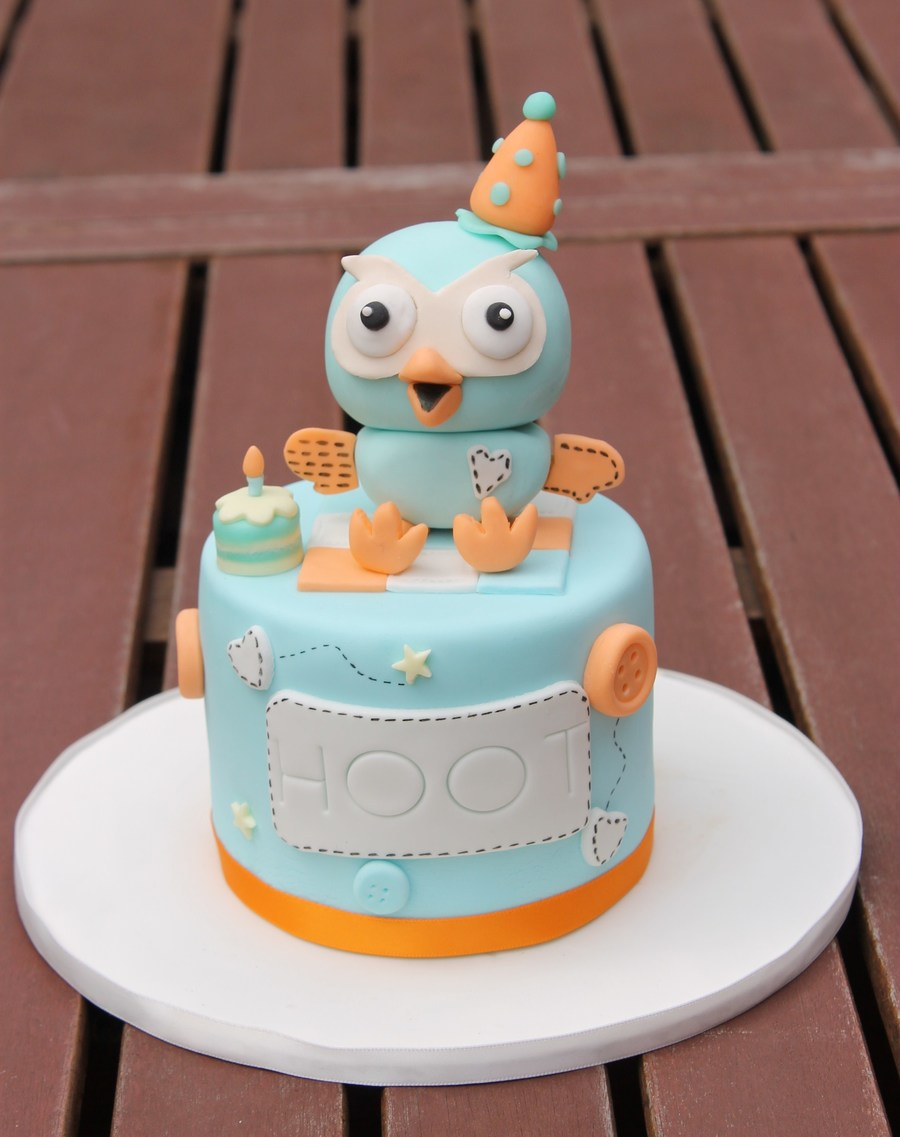 Giggle And Hoot Cake Cakecentral Com