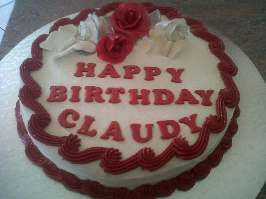 Claudyjpg on Cake Central