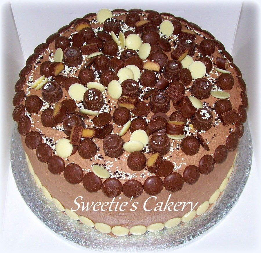 10 Chocolate Heaven Birthday Cake For A 4 Year Old Girls Party