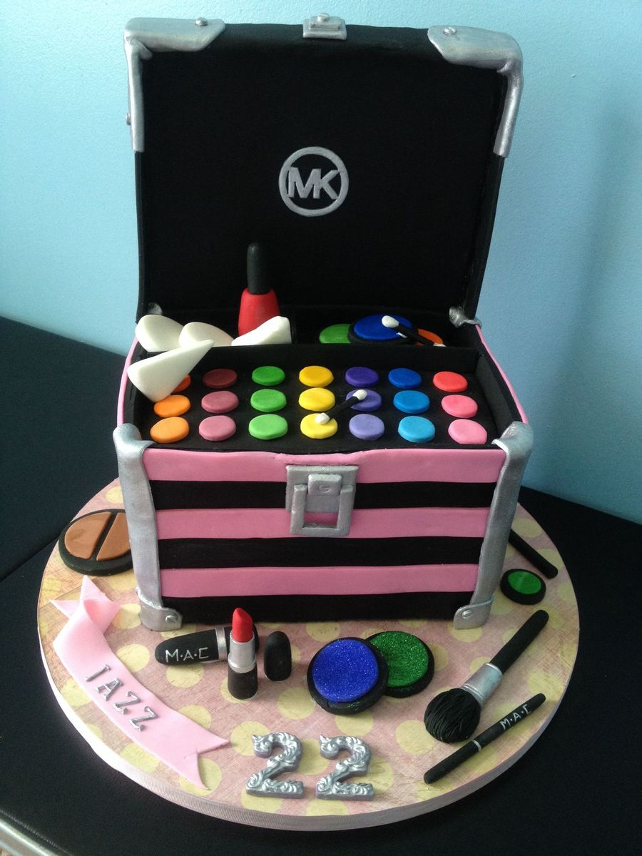 Makeup Case I Made My Daughter For Her 22nd Birthday She