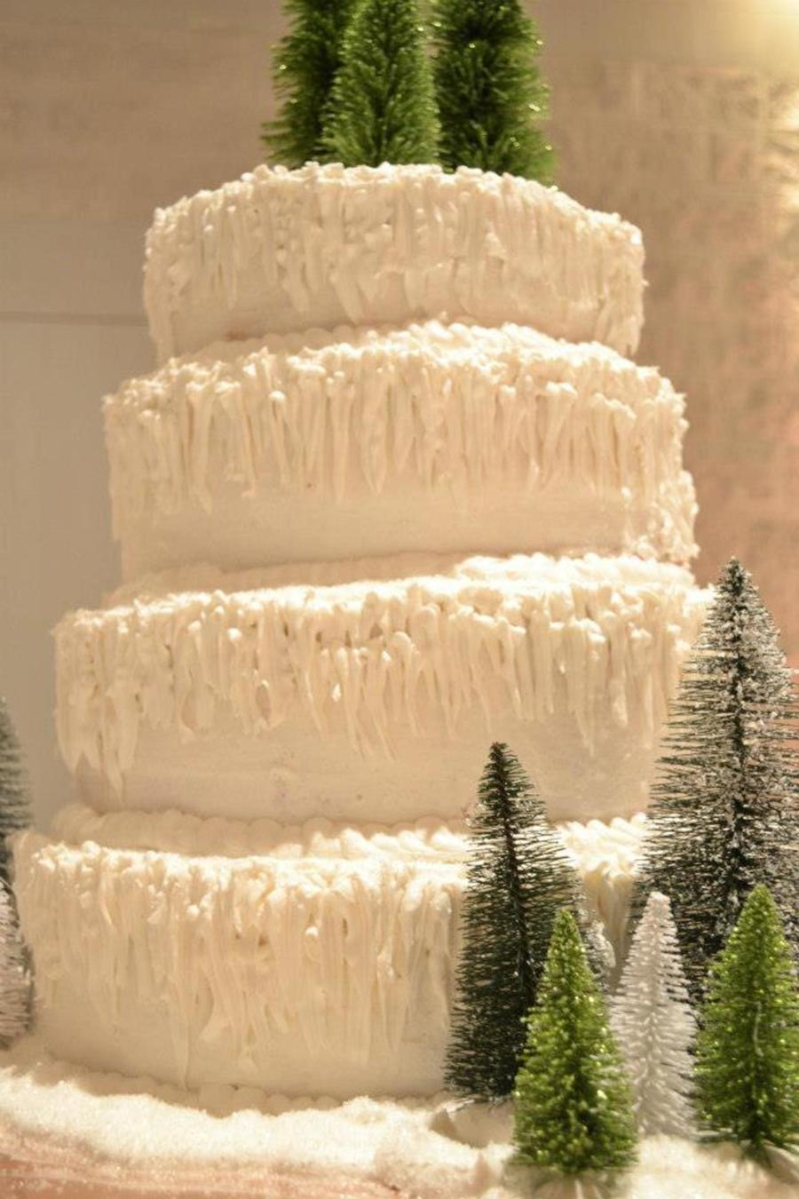 Winter Wonderland Cake Cakecentral Com