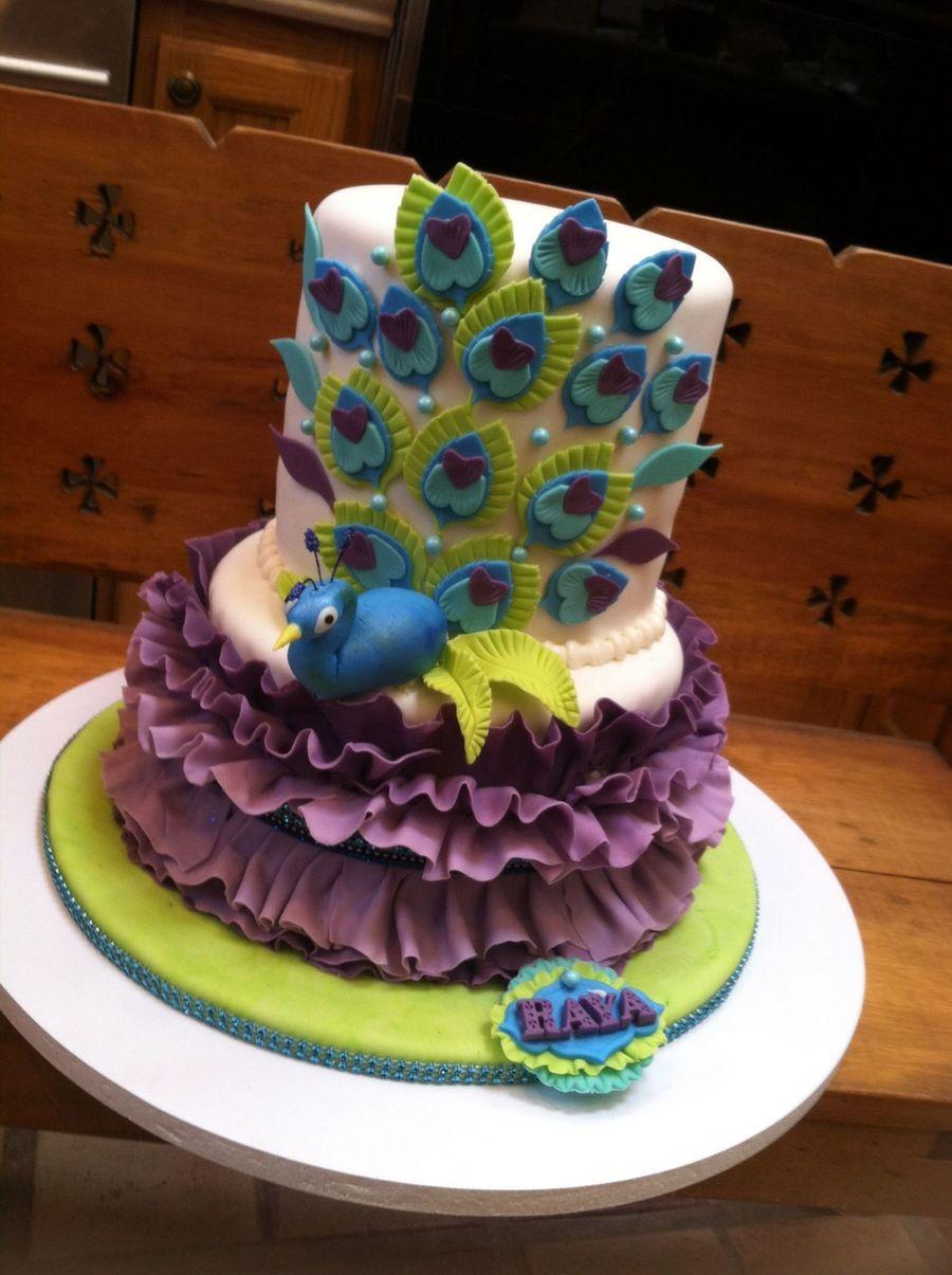 Instant Birthday Cake