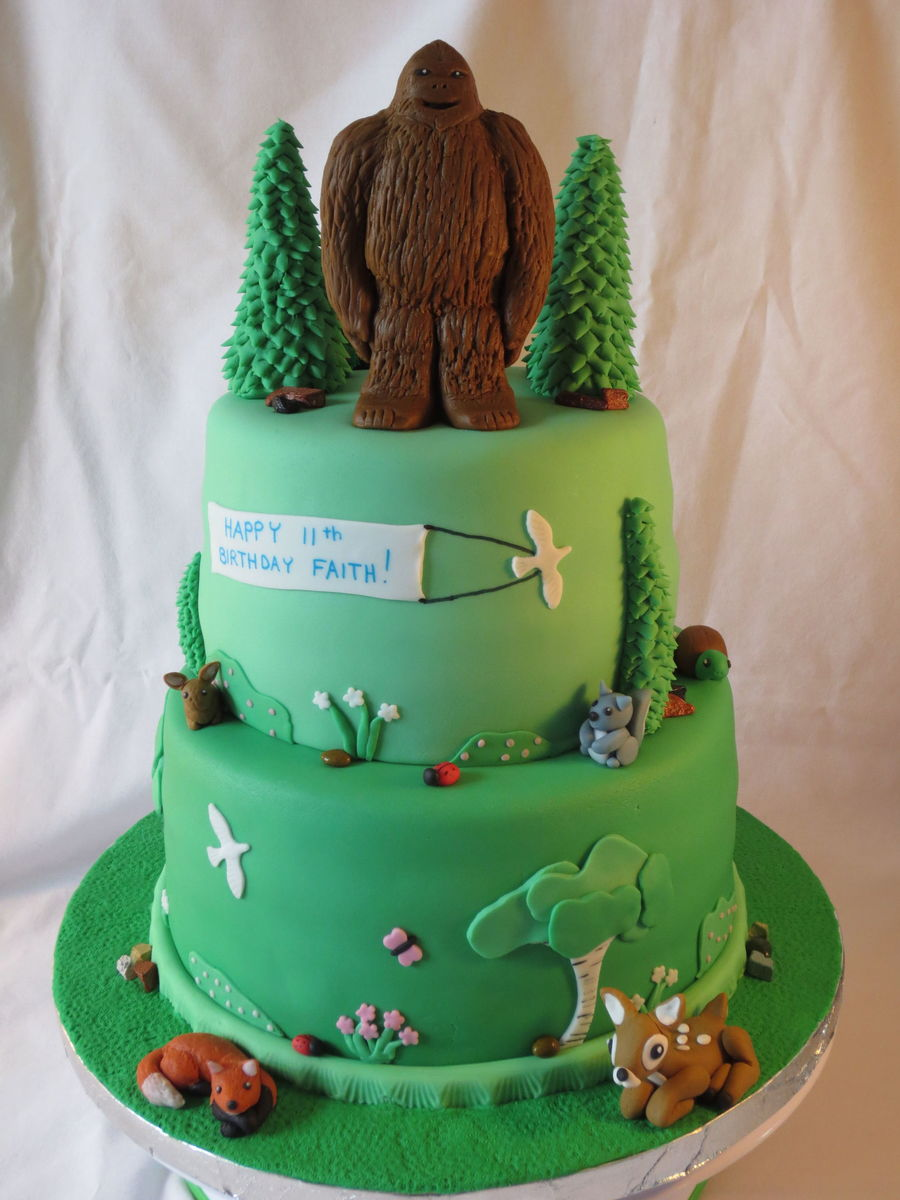 Hi This Cake Was For My Daughters Birthday She Loves The Finding