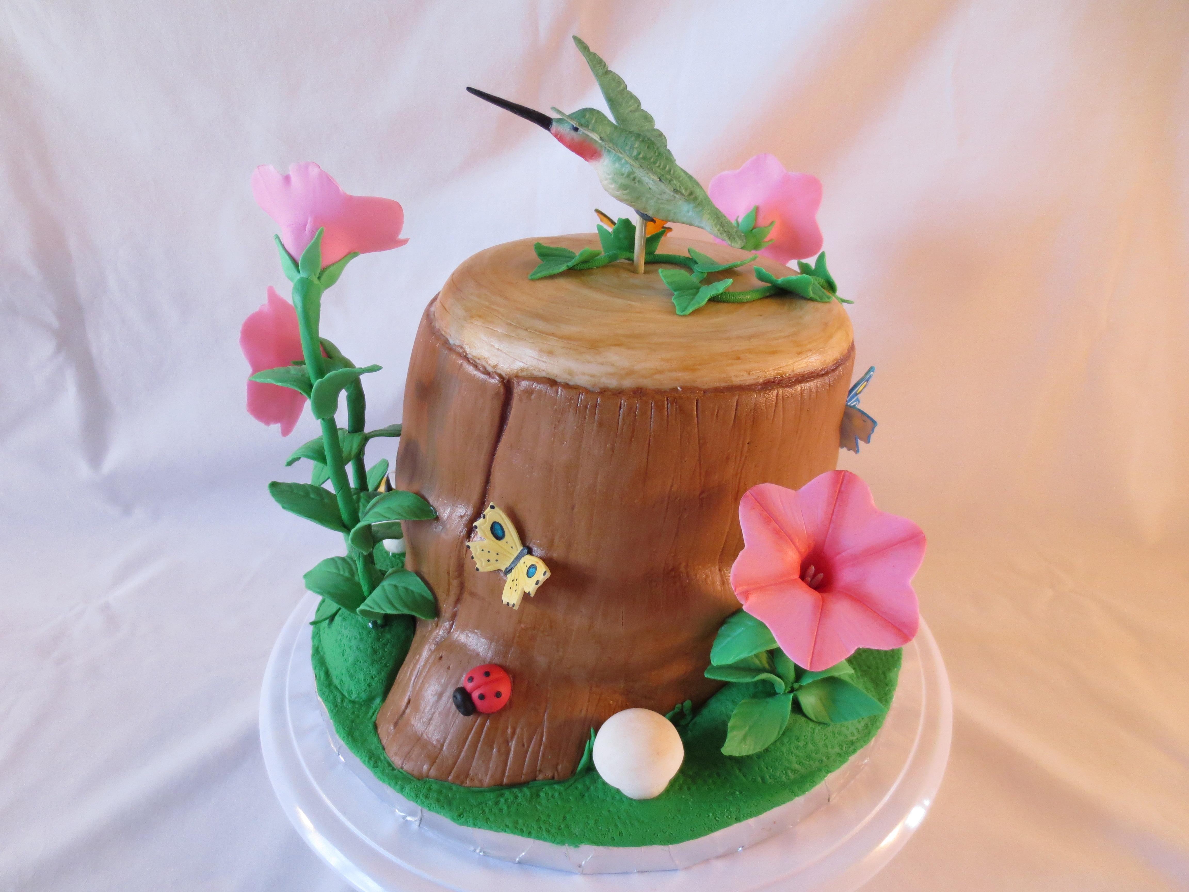 Vegan Gluten Free Hummingbird Cake