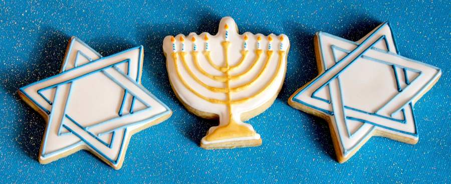 Happy Chanukah! on Cake Central