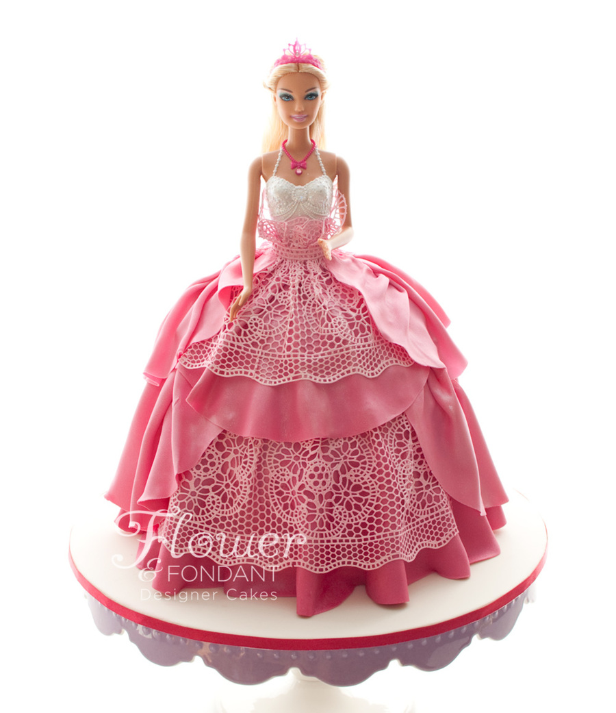 Dolly Varden Cake Decorating Ideas