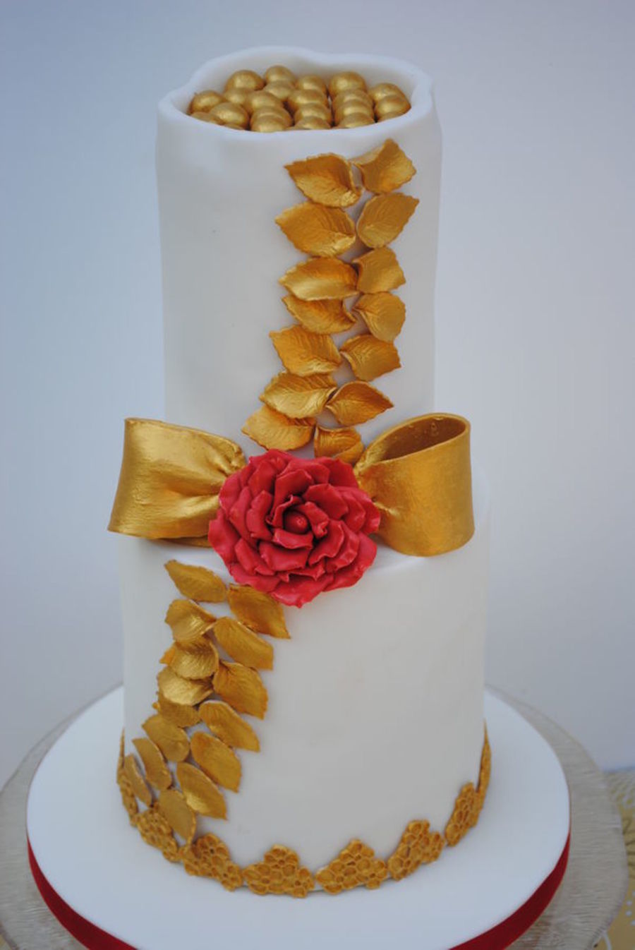 Created By Elaine Rhule on Cake Central