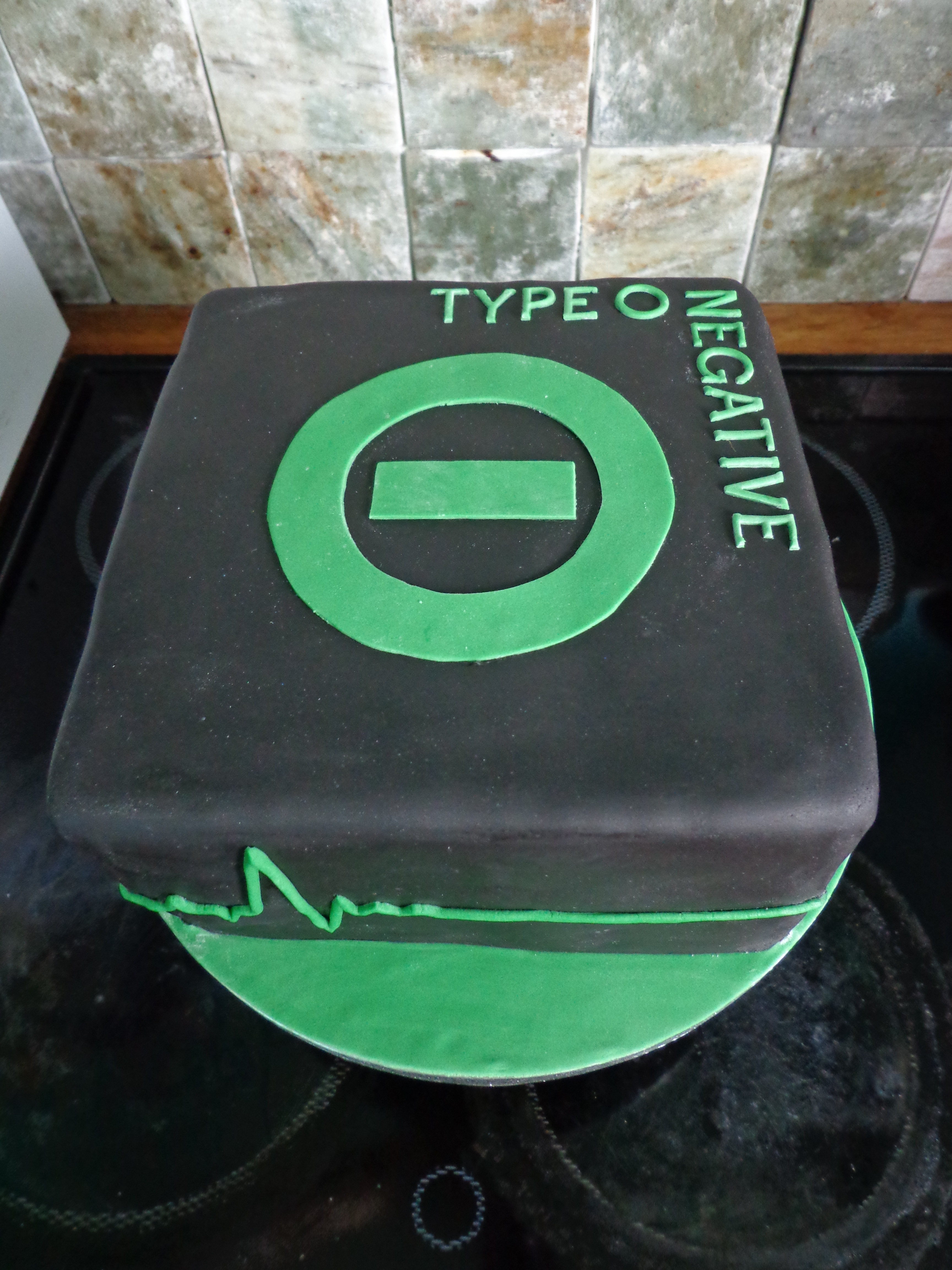 Mz type o negative getting some bbc 1