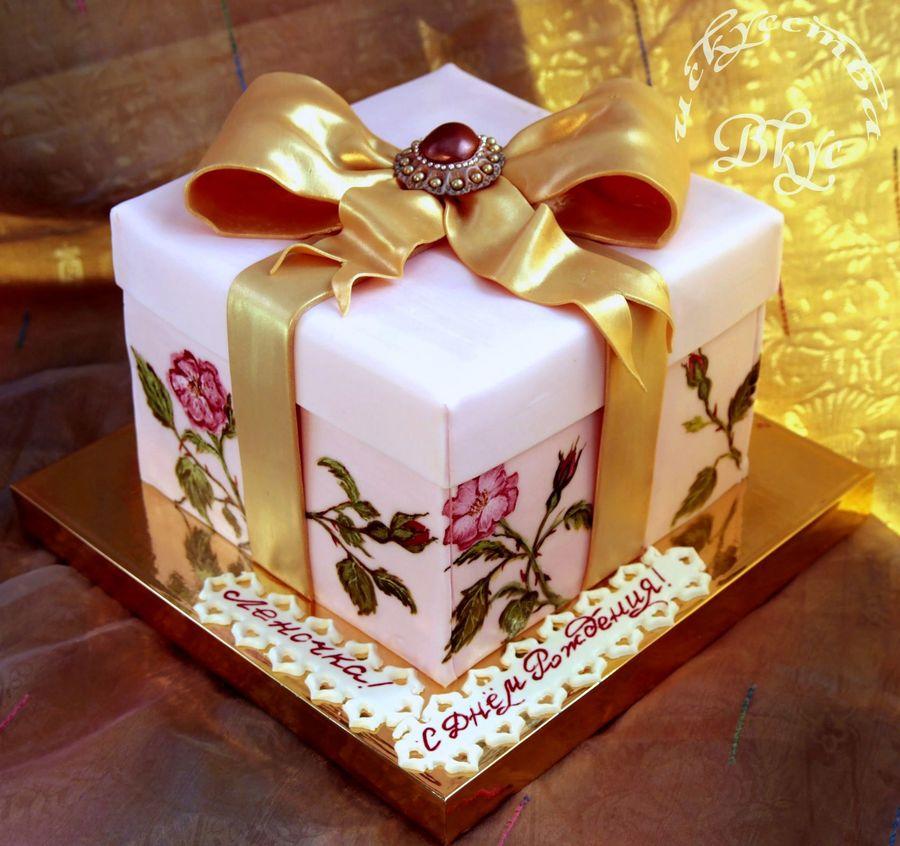 Gift Box Cake How To Cake It Blog