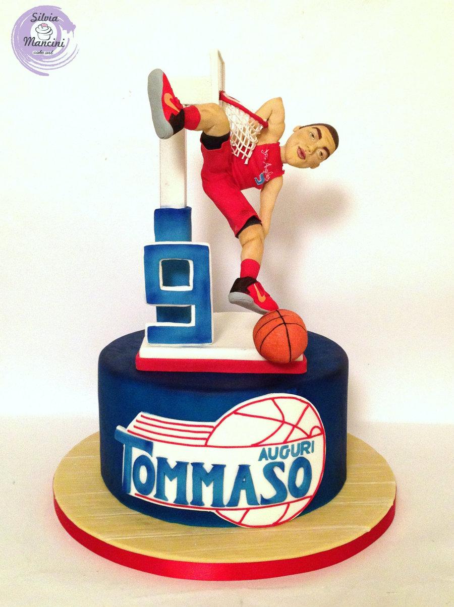 Blake Griffin Birthday Cake