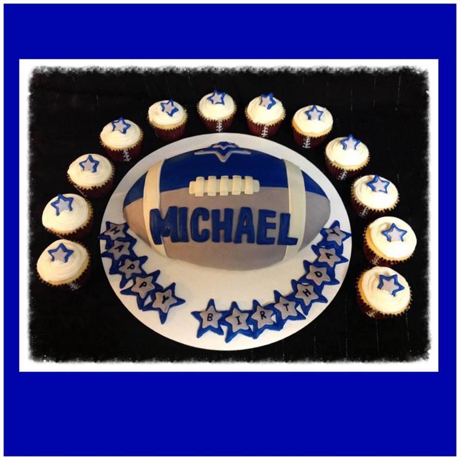 Dallas Cowboys Birthday Cake Cakecentral