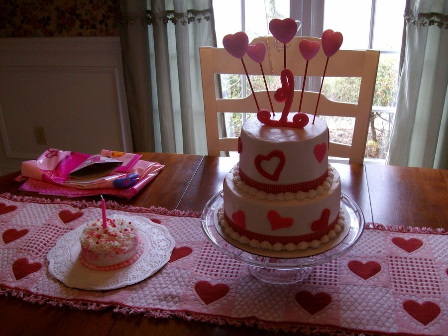 Valentine Birthday on Cake Central