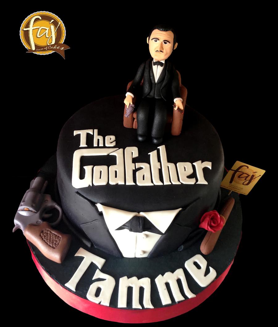 Godfather Birthday Cake Cakecentral Com