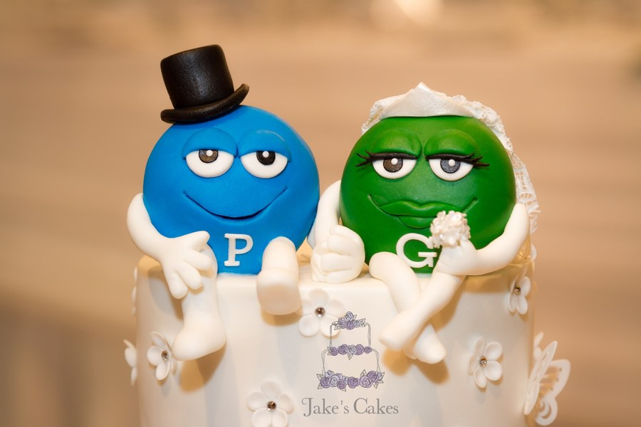 m s wedding cake toppers handmade and groom cake toppers cakecentral 17647
