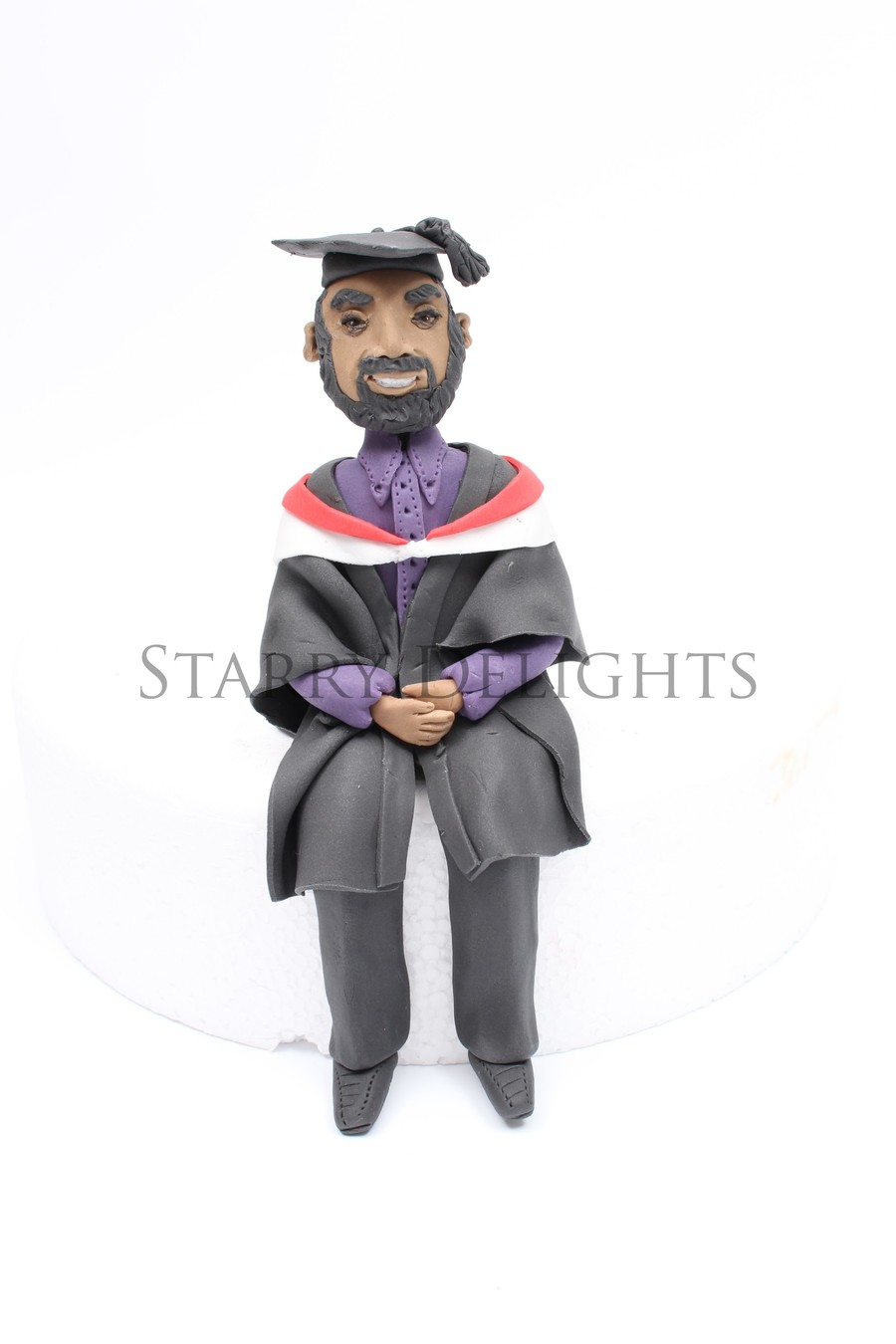 Graduate Cake Topper on Cake Central