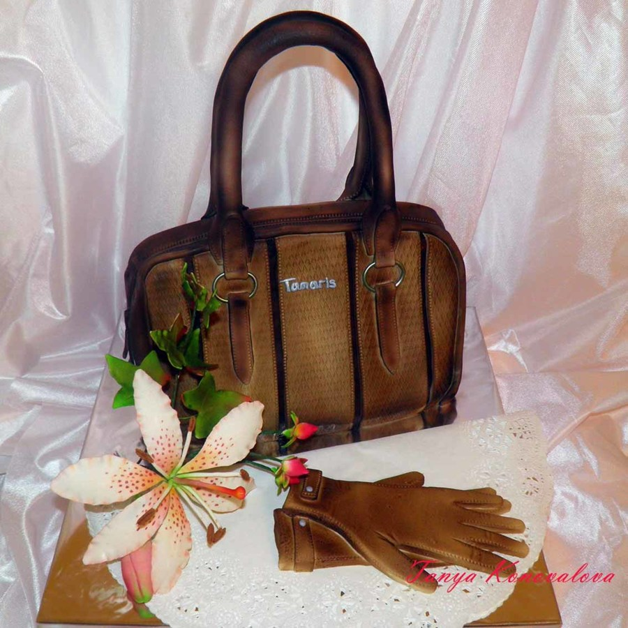 Bag For Lady  on Cake Central