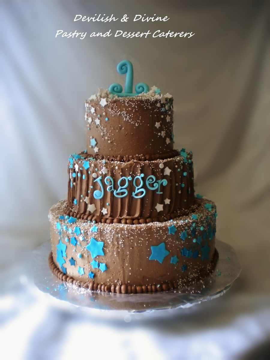 3 Tier Chocolate Ganache Imbc Covered Amp Filled Cake