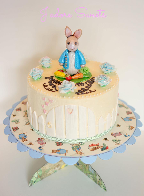 Strawberry Shortcake Cake Topper Tutorial