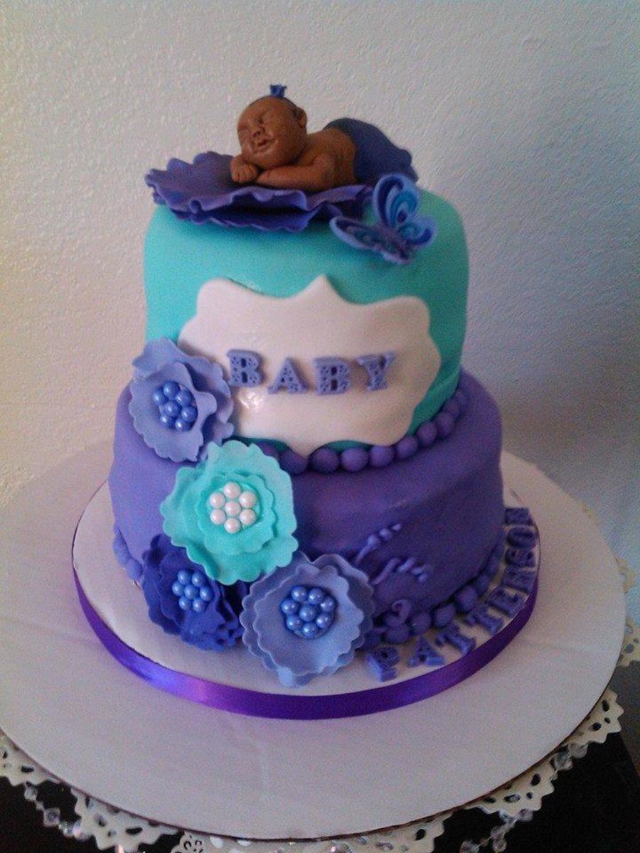 Blue Owl Wedding Cakes