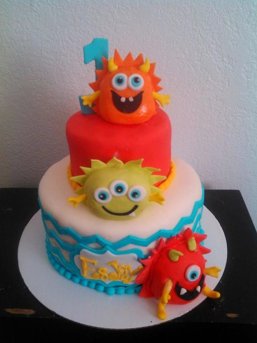 Fondant Covered Birthday Cake Recipe