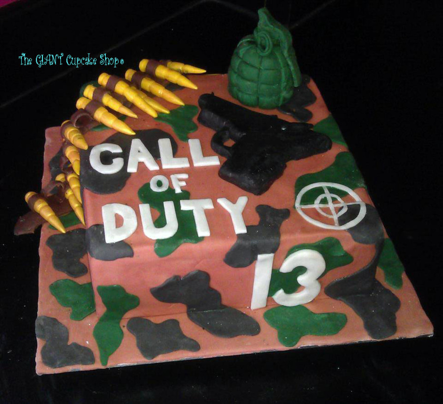 call of duty cake call of duty cake cakecentral 2378