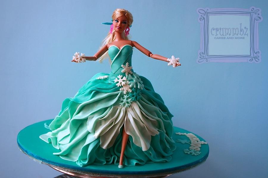 Barbie Themed Cake Ideas