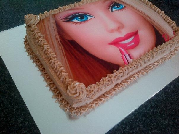 Birthday Cake For A 4 Year Old Little Girl Called Aanisha ...