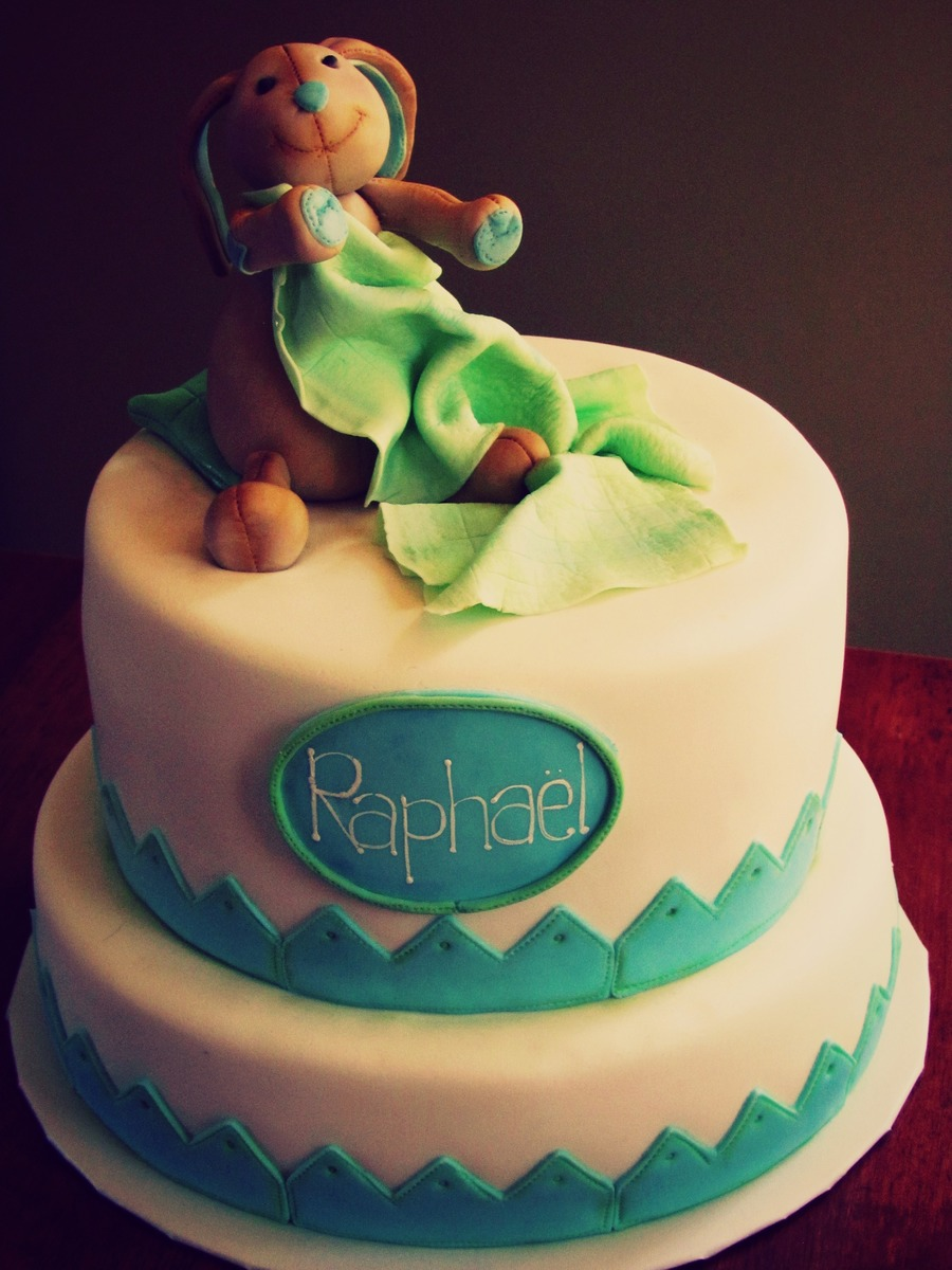 Christening Cake For Little Boy on Cake Central