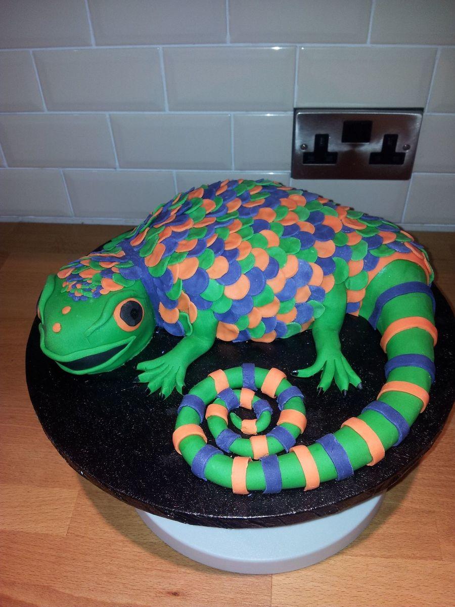 Resultado de imagem para lizard cake