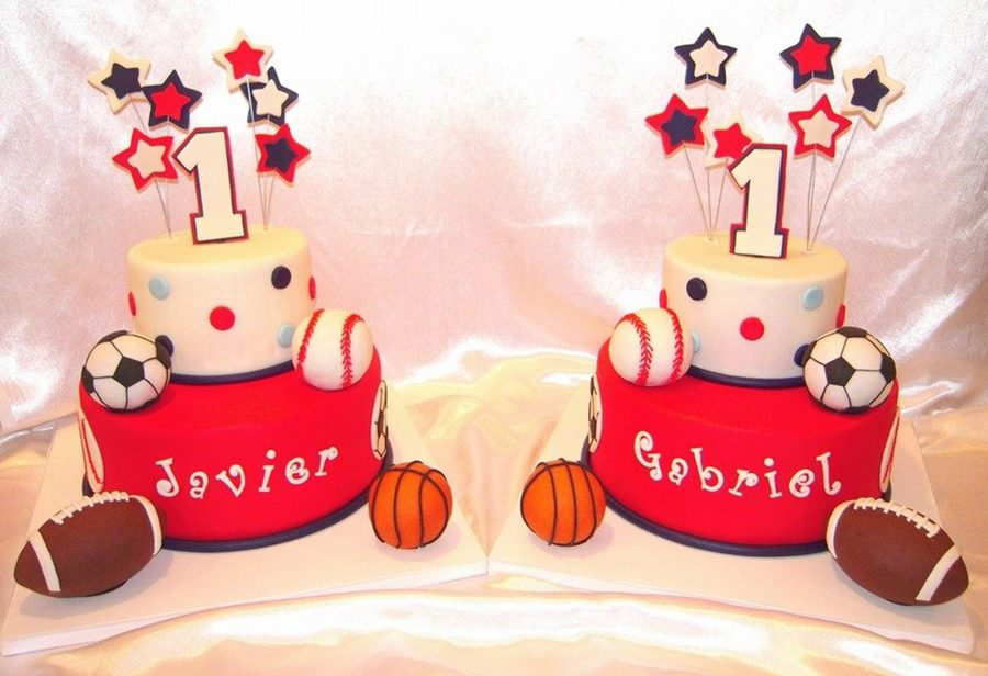Outstanding All Star Twins 1St Birthday Cakecentral Com Funny Birthday Cards Online Bapapcheapnameinfo
