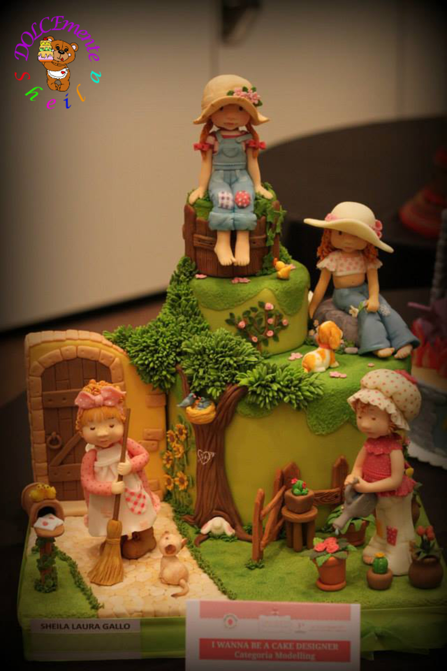 Il Dolce Mondo Di Sarah Kay on Cake Central