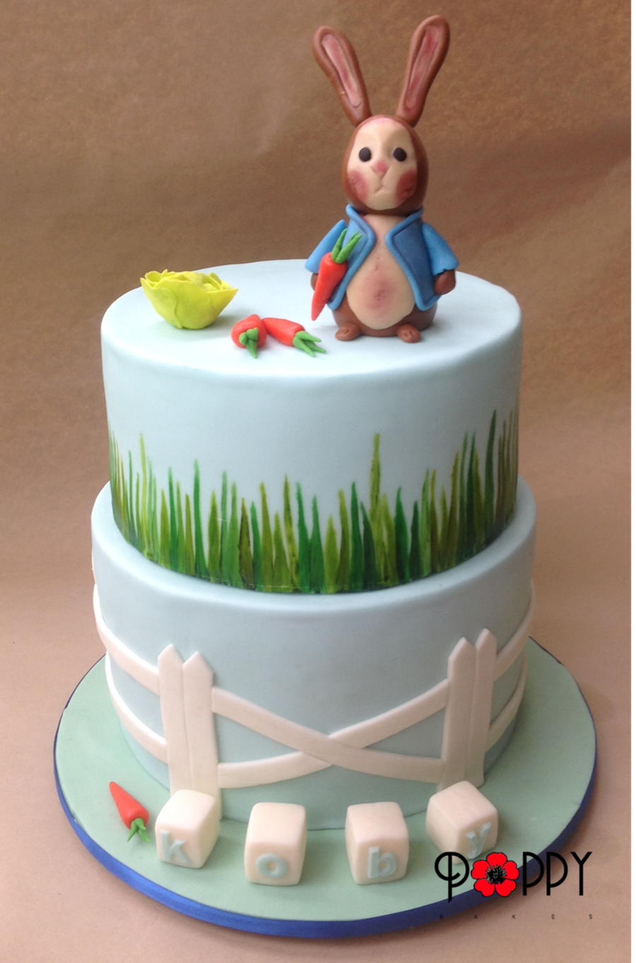 Peter Rabbit Cake Cakecentral Com