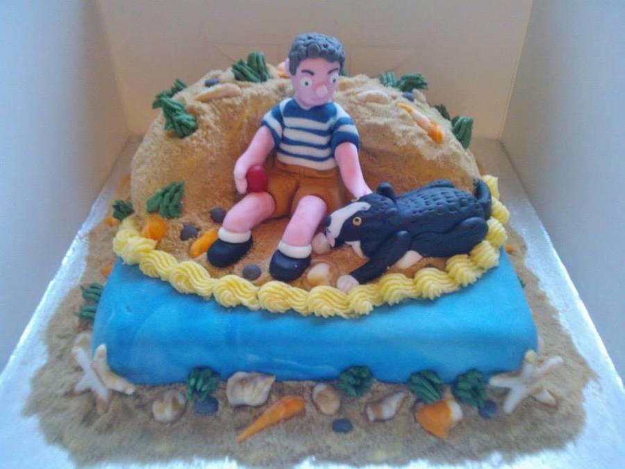 Dog Birthday Cake Long Beach