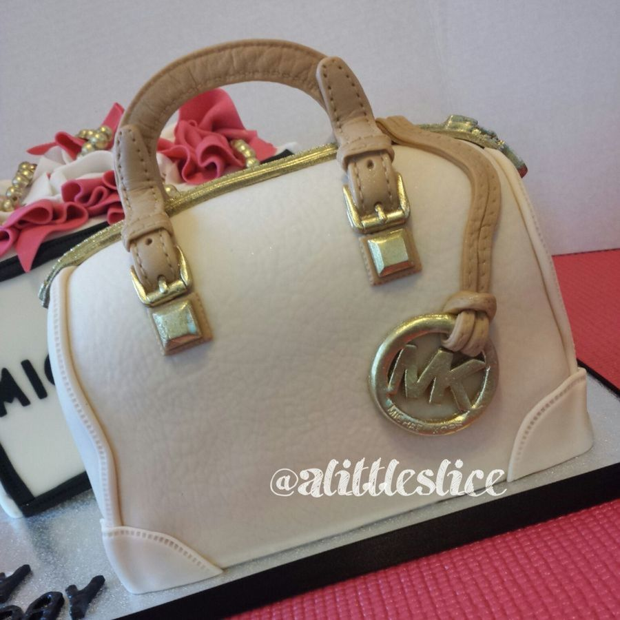 Michael Kors Purse Cake Everything Edible By Christina