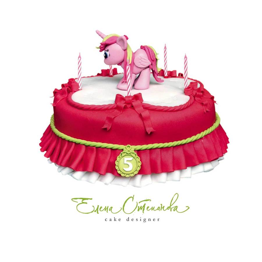 Liitle Pony on Cake Central