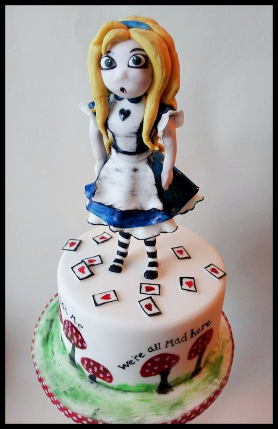 Alice on Cake Central