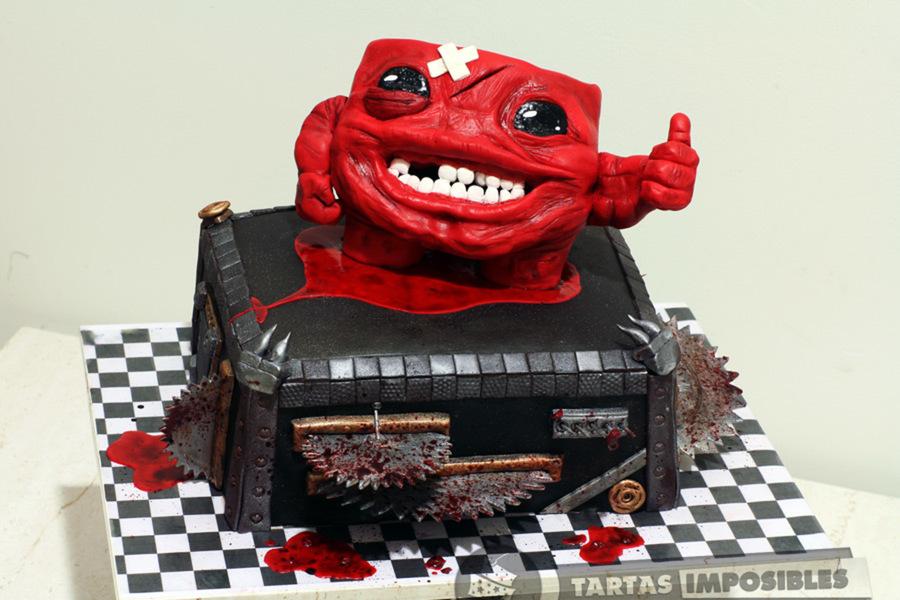 Favorite Super Meat Boy: Grade A+ - CakeCentral.com UK85