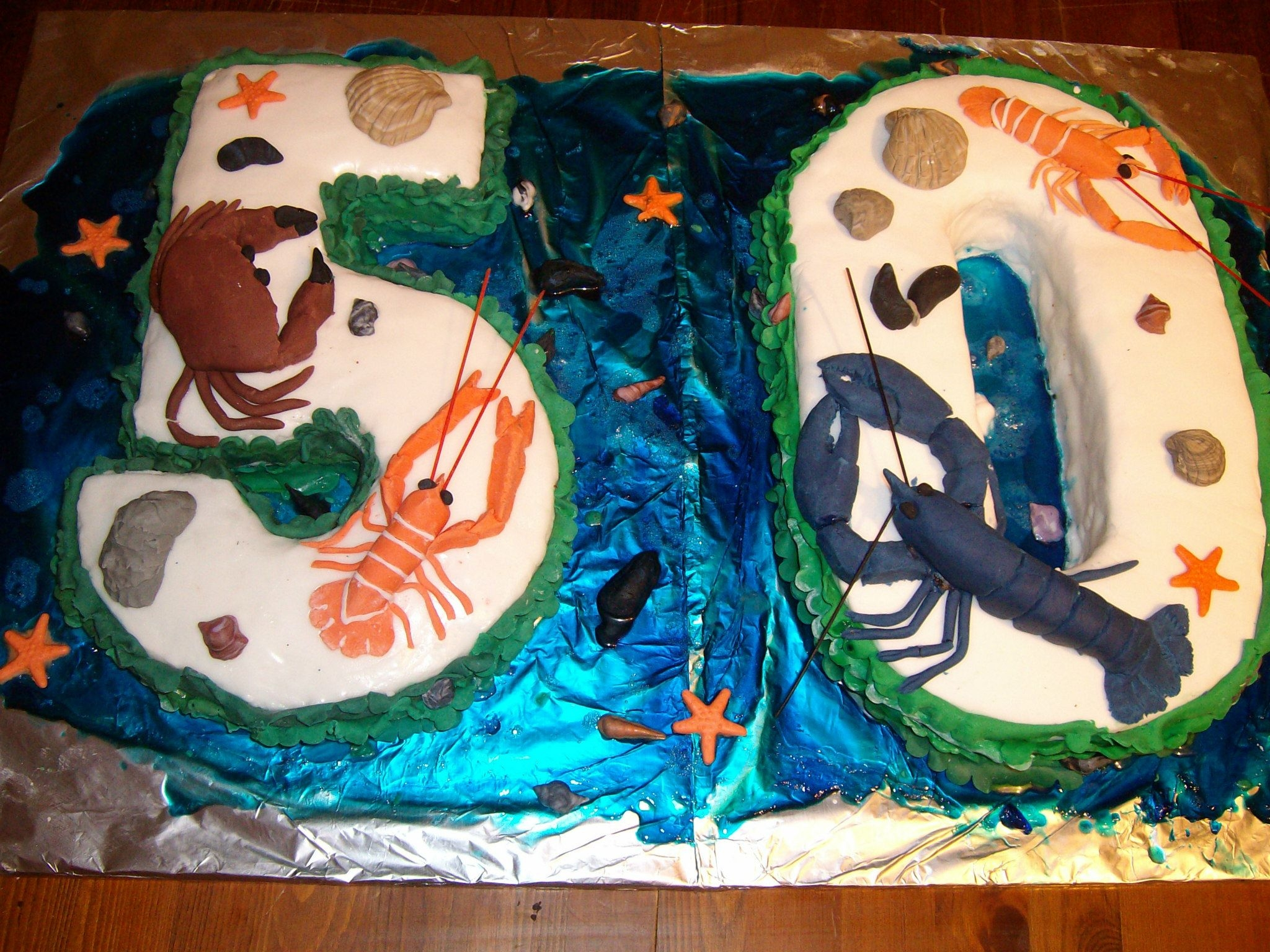 80th Birthday Cake For My Father In Law Who Races Greyhounds