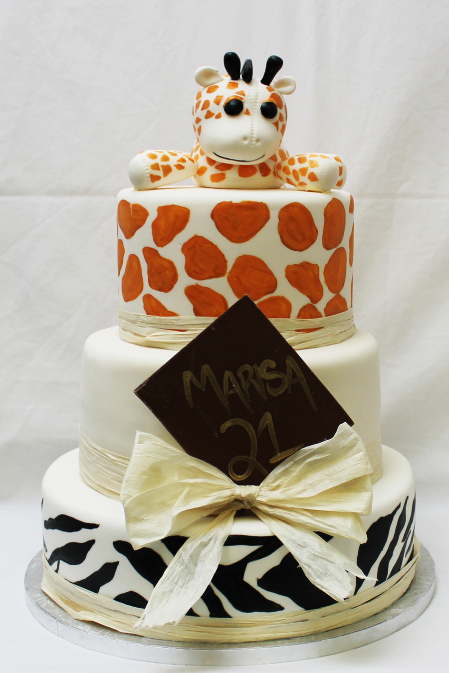 african themed wedding cake images themed birthday cake by www forcakessakenz 10603