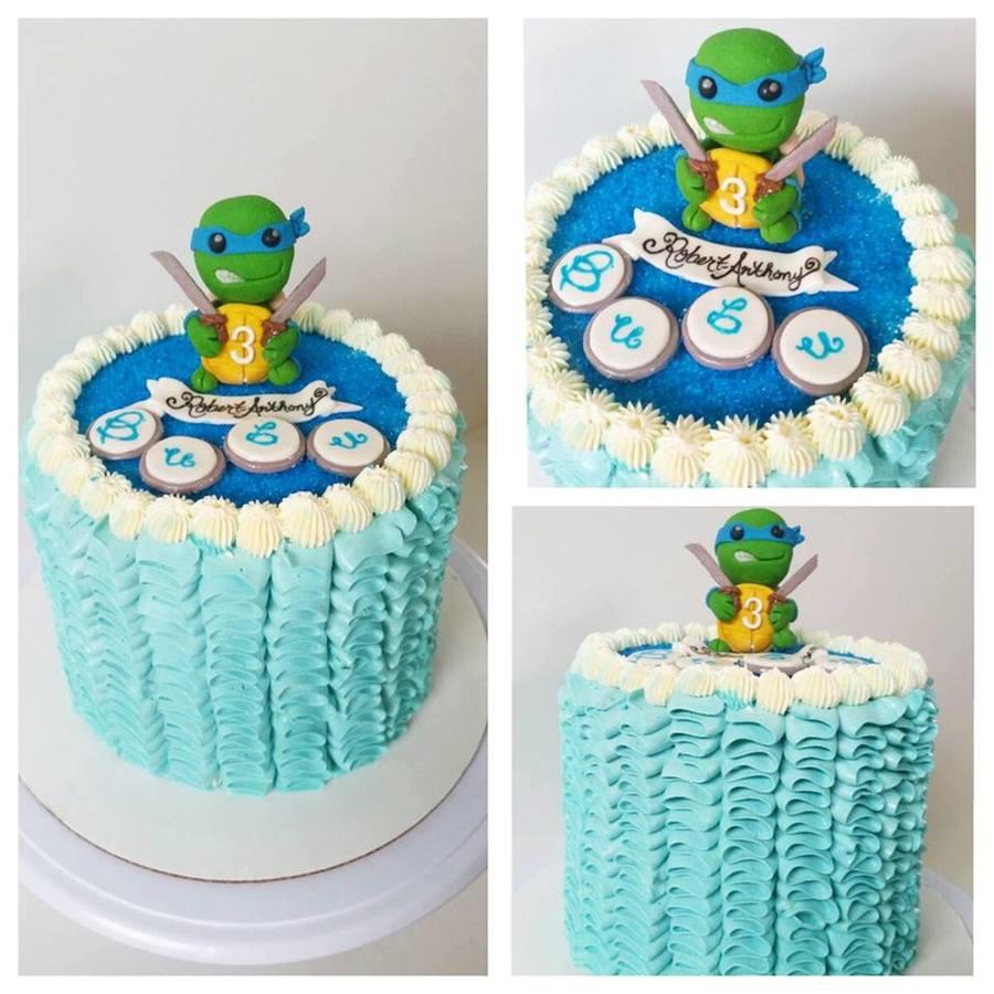 Leonardo Buttercream Cake Cakecentral