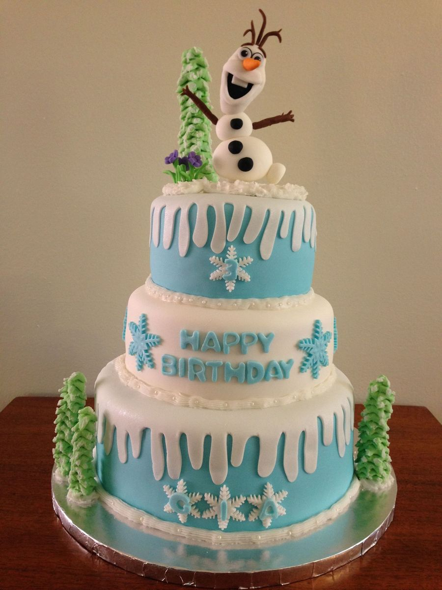 Frozen Birthday Cake Stop And Shop