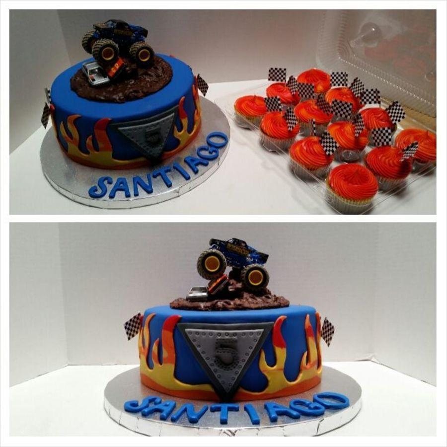 Monster Jam Cake Cakecentral Com
