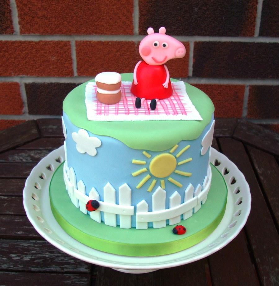 Dummy Birthday Cake